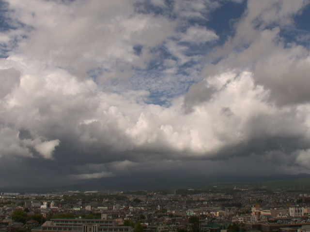 富士山静止画像